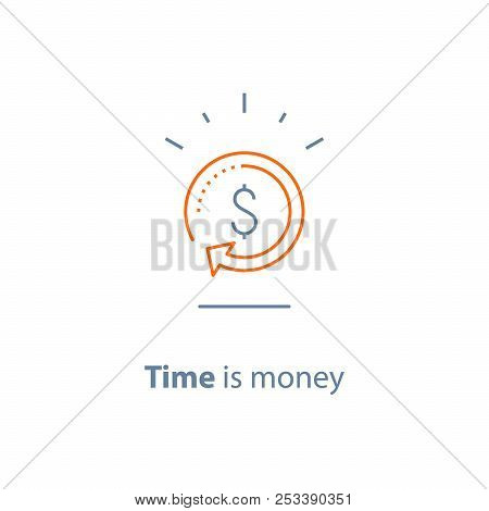 Currency Exchange, Cash Back, Quick Loan, Mortgage Refinance, Refund, Insurance Concept, Fund Manage