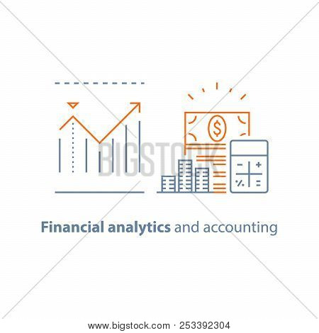 Income Increase, Financial Performance Analytics, Long Term Investment, Fund Management, Revenue Gro