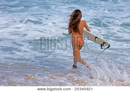 Thong Bikini Surfette
