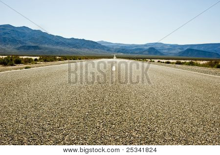 The Long road.....