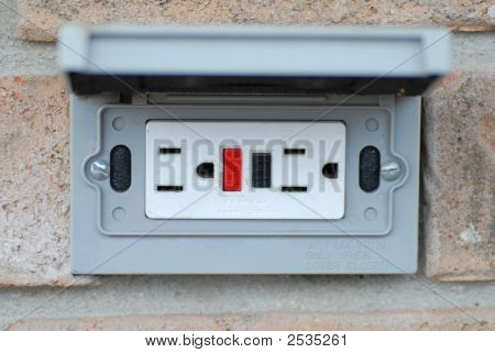 Oudoor Electrical Socket