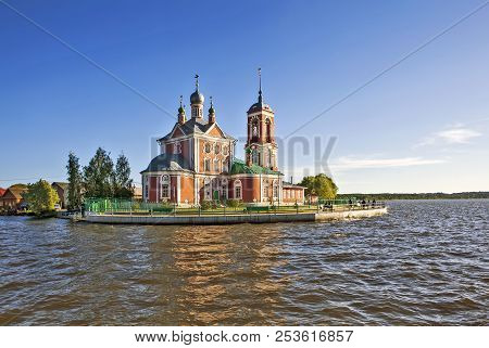 Church Of The Forty Martyrs Of Sebaste. Pereslavl-zalessky. Russia