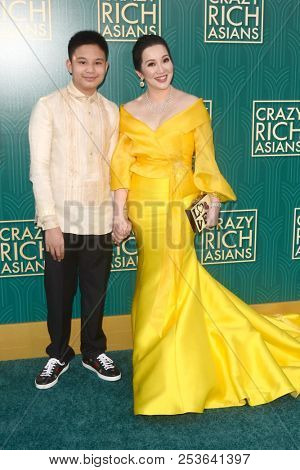 LOS ANGELES - AUG 7:  Kris Aquino at the