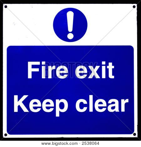 Fire Exit