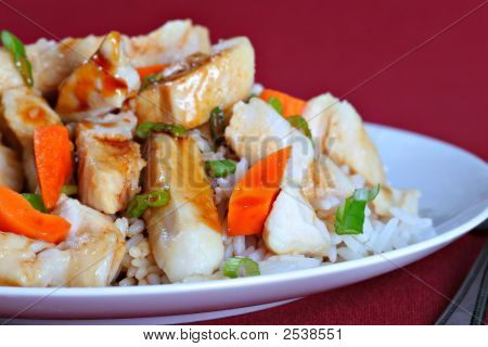 Teriyaki Chicken Rice