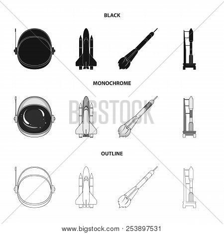 253897531 spaceship space, vector & photo (free trial) bigstock