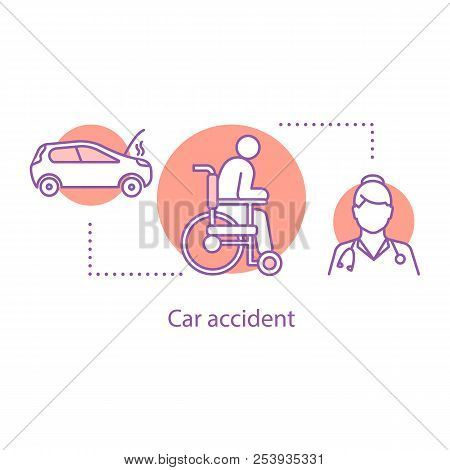 Car Accident Injury Vector Photo Free Trial Bigstock
