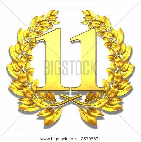 Number eleven