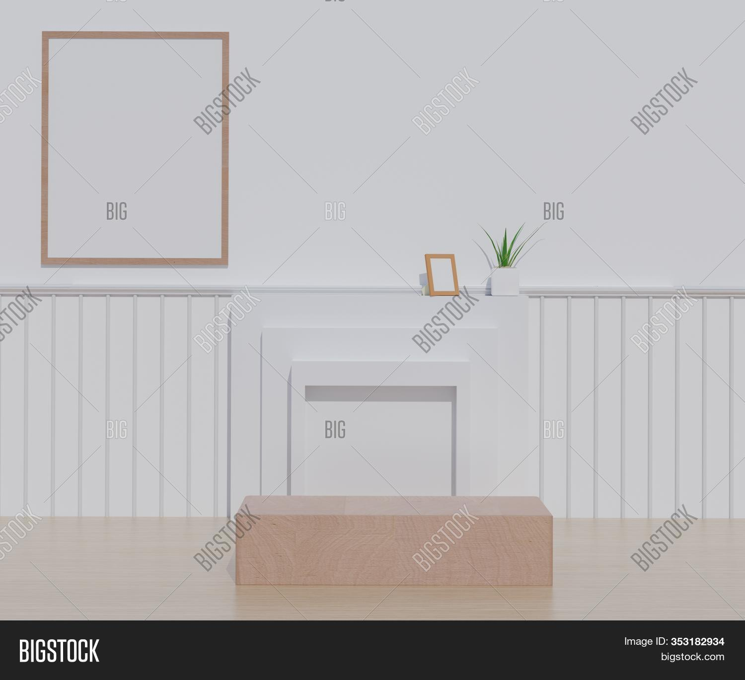 3d Abstract Minimal Image Photo Free Trial Bigstock