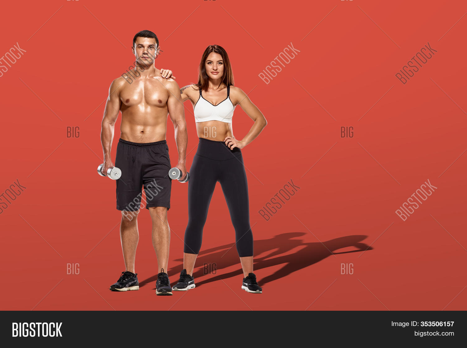 Healthy Couple Image Photo Free Trial Bigstock