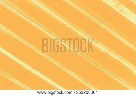 Yellow Mustard Color Background With Diagonal Frayed Stripes