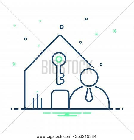 Mix Icon For Landlord-insurance Landlord Insurance Accommodation Property Policy