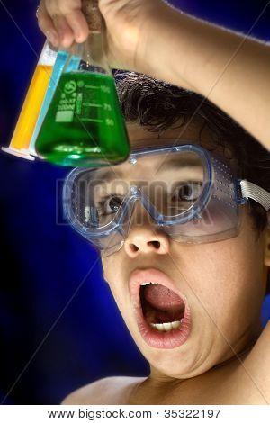 Chemical boy