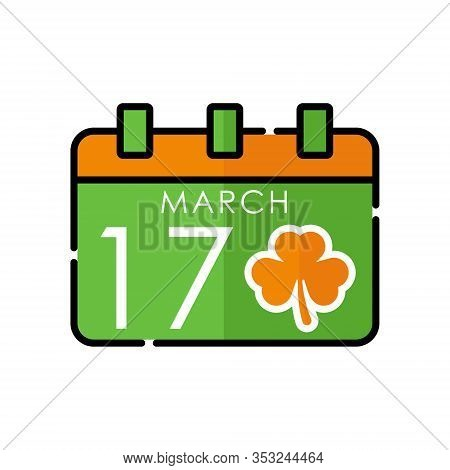 St. Patricks. St. Patricks icon. St. Patricks vector. St. Patricks Date icon vector. St. Patricks symbol. St. Patrick's Day icon. St. Patricks web icon. St. Patrick's Day vector icon trendy flat symbol for website, sign, mobile, app, UI.