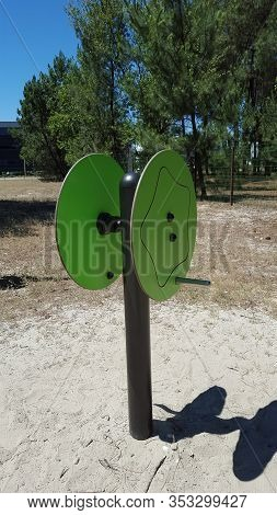 Sports & Fitness Equipment For Outdoor Gym And Urban Fitness