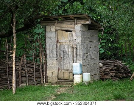 Rural Lifestyle, Rustic Wc , Latrine, Wc, Outhouse, Architecture, Nature, Old,  Rustic, Bathroom, Co