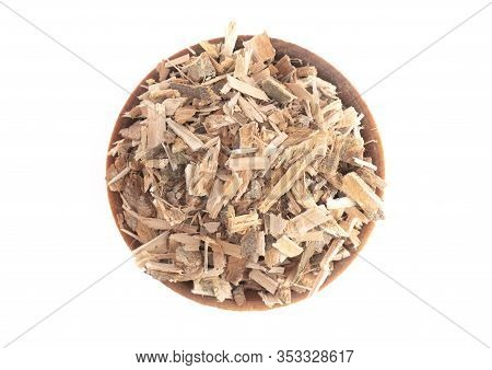 The Herb Willow Bark Is Found In Nature And Used Medicinally For Various Ailments