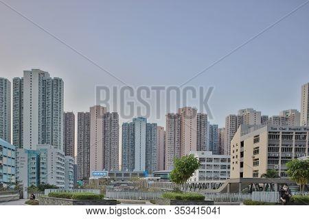 26 Feb 2020 South Of Tseung Kwan O, Hong Kong