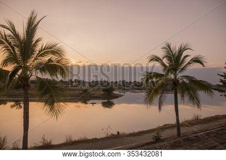 Thailand Kamphaeng Phet Ping River