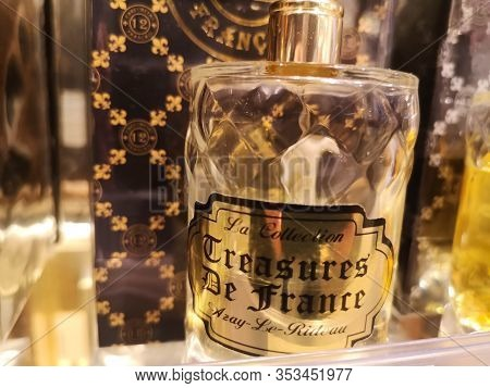 Fragrance For Women 12 Parfumeurs Francais Treasures De France Azay Le Rideau Eau De Parfum At Perfu
