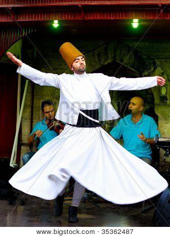 Semazen dance