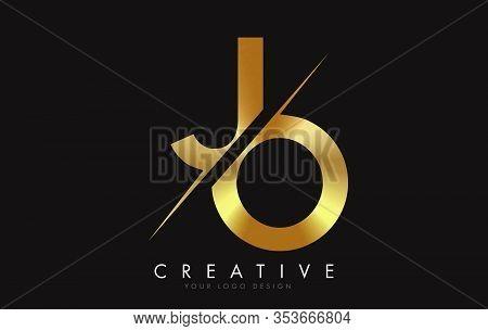 Jo, J, O, Letter, Singular, Logo, Corporate, Business, Concept, Vector, Sign, Symbol, Template, Elem
