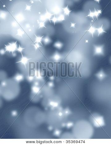 Silver Glitters