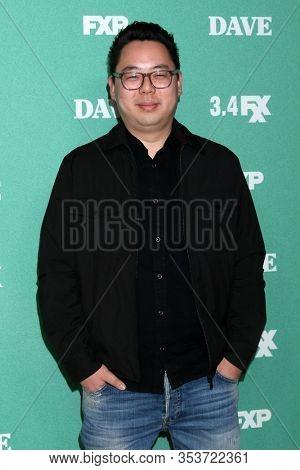 LOS ANGELES - FEB 27:  James Shin at the