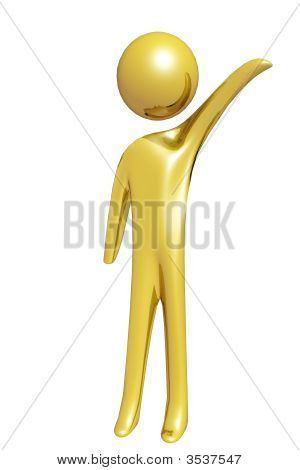 Golden Character