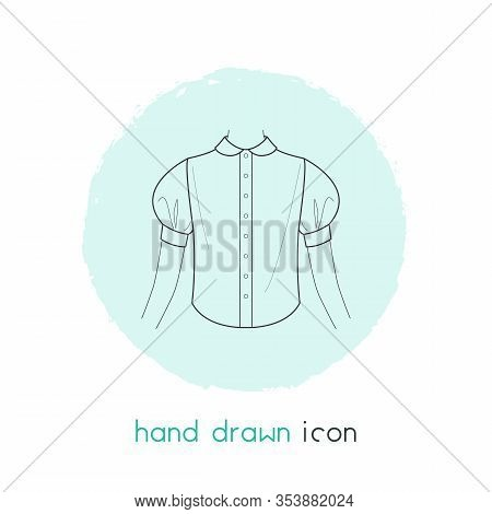 Casual Icon Line Element. Vector Illustration Of Casual Icon Line Isolated On Clean Background For Y