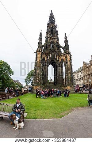 Bearded Villains In Edinburgh