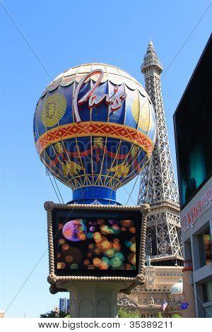 Las Vegas - Paris Hotel And Casino