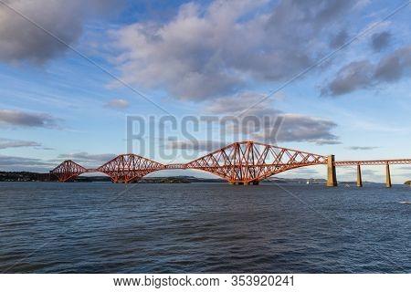 The Forth Bridge, Scotland