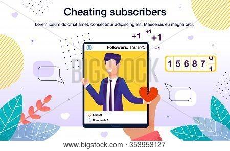 Blogger Subscribers Count Cheating, Channel Followers False And Fake Statistics, Unfair Seo Technolo