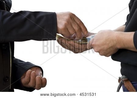 Exchanging Money