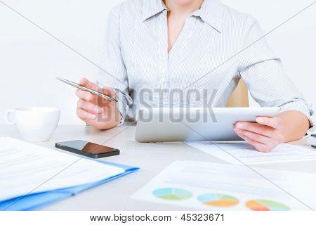 Fluxo de trabalho empresarial moderno