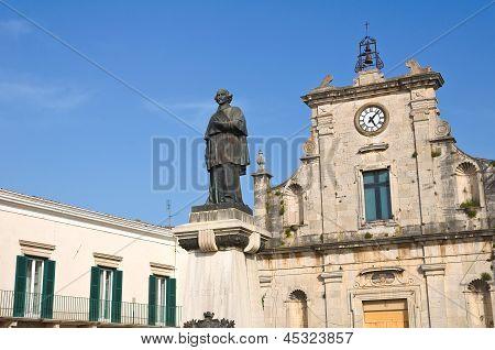 Church of Purgatory. Venosa. Basilicata. Southern Italy.