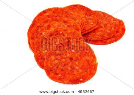 Pepperoni Toppings