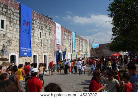 18 Havana International Book Fair - Vii