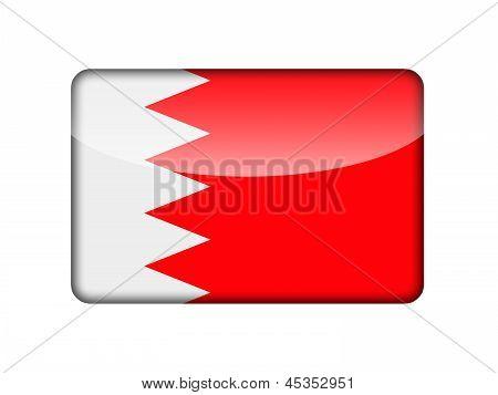 The Bahraini flag
