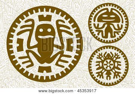 Maya monsters