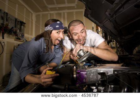 Hapless Mechanics