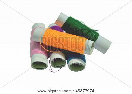 The Color Fo Thread Rolling