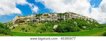 Eski-Kermen mountains