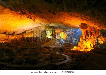 Caves Of Halong Bay