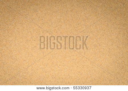 Sand Pattern Of A Beach