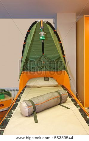 Boyscout Bed