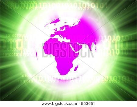 Binary Digital World4