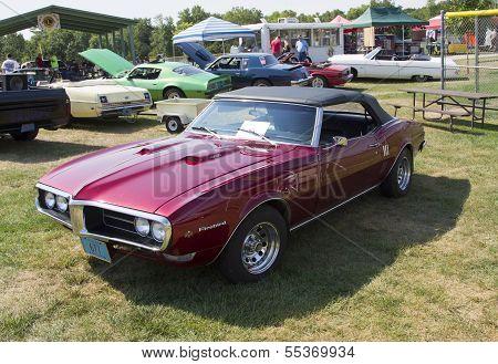 1968 Pontiac 400 Side View