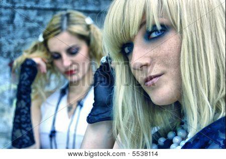 Gothic Blond